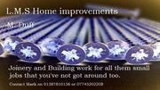 L.M.S home improvements