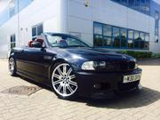 bmw m 2002 BMW M3 3.2 CONVERTIBLE manual BLACK + RED LEA