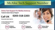 Get McAfee Customer Support Phone Number in UK/US