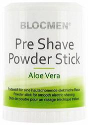 BLOCMEN Aloe Vera Pre Shave Powder Stick at Nieboo Store